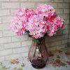 Home Living Room Decorative Ombre Artificial Flowers - PINK