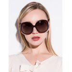 Sunproof UV Protection Polarized Sunglasses  - TEA-COLORED