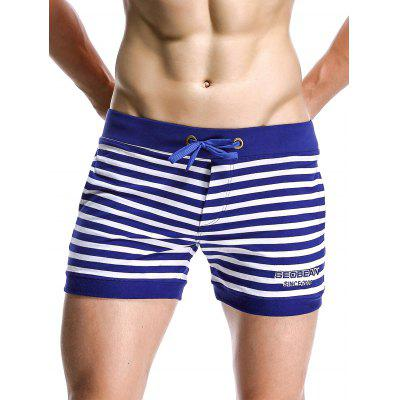 Drawstring Home Shorts
