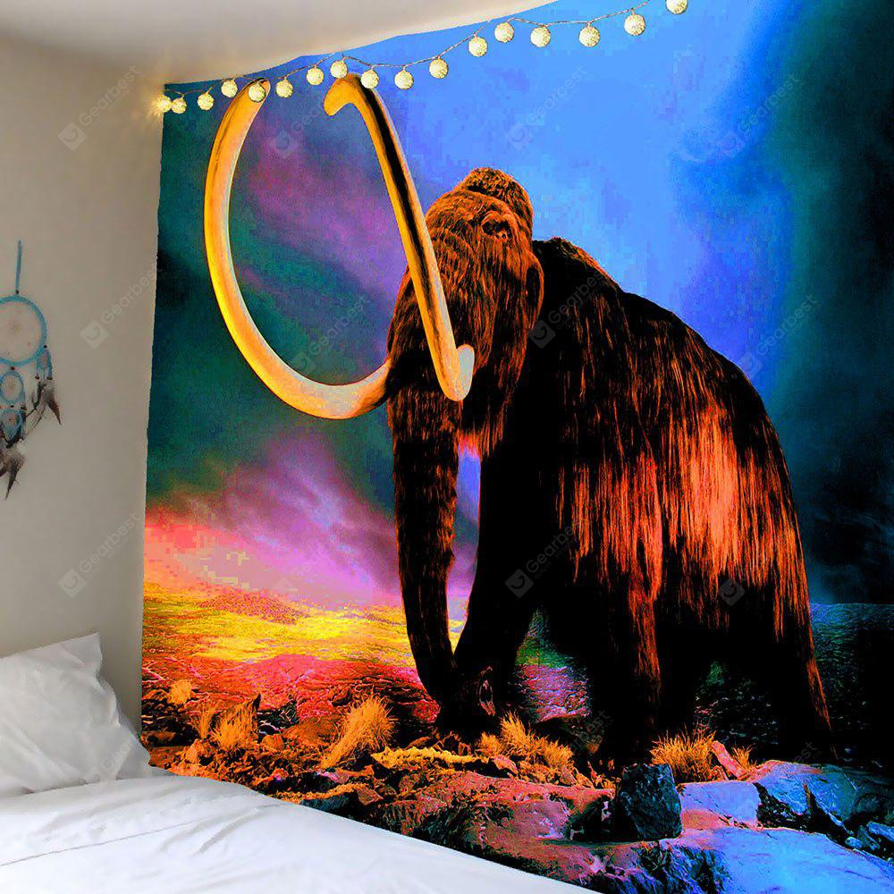 Home Decor Elephant Mammoth Wall Tapestry