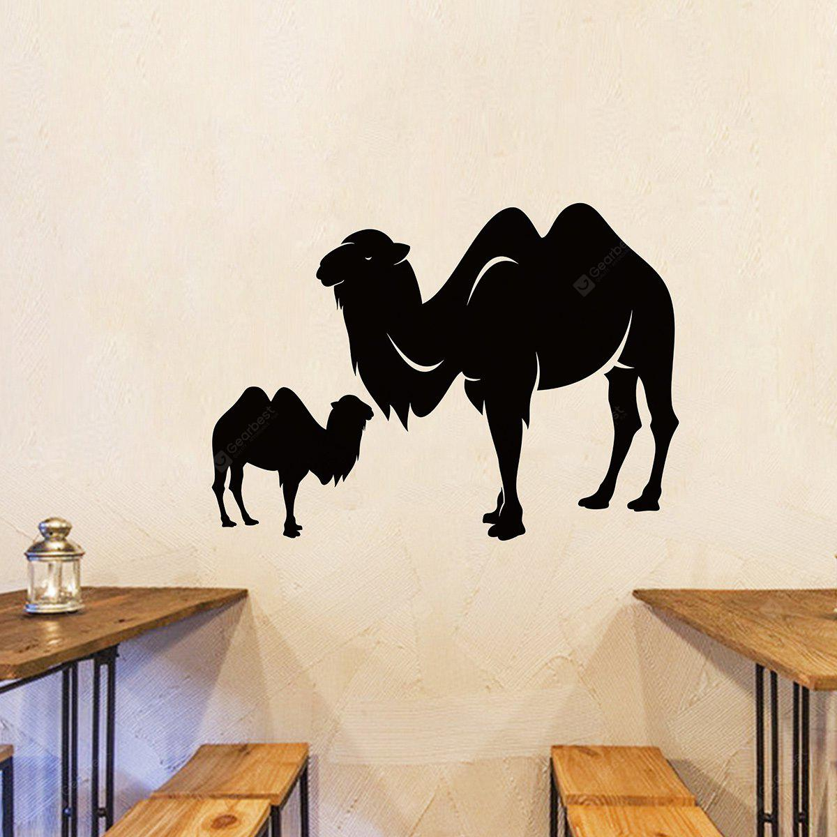 Camel Animal Vinyl Wall Wall Wall
