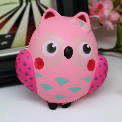 Simulated Owl Slow Rising Squishy Toy