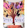 Life of Tree Butterfly Wall Hanging Tapestry - COLORFUL