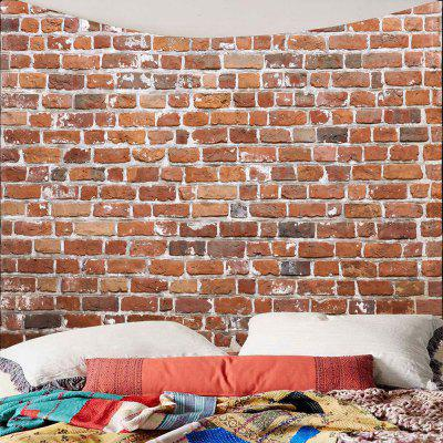 Brick Print Waterproof Wall Hanging TapestryTapestries<br>Brick Print Waterproof Wall Hanging Tapestry<br><br>Feature: Removable, Washable<br>Material: Polyester<br>Package Contents: 1 x Tapestry<br>Shape/Pattern: Print<br>Style: Vintage<br>Weight: 0.5000kg