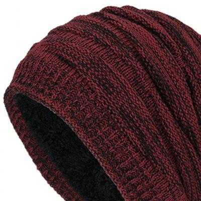 Piled Velvet Lining Knitted BeanieMens Hats<br>Piled Velvet Lining Knitted Beanie<br><br>Gender: For Men<br>Group: Adult<br>Hat Type: Skullies Beanie<br>Material: Acrylic<br>Package Contents: 1 x Hat<br>Pattern Type: Solid<br>Style: Fashion<br>Weight: 0.1000kg