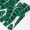 Buy Eco-Friendly Leaves Linen Table Decor Placemat GREEN