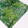 Buy Fern Plant Linen Heat Insulation Placemat GREEN
