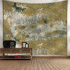 Mottled Wall Print Tapestry Microfiber Wall Hanging GINGER
