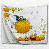 Halloween Party Decoration Bedroom Wall Tapestry - WHITE