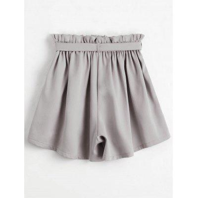High Waisted Smocked Belted ShortsShorts<br>High Waisted Smocked Belted Shorts<br><br>Closure Type: Elastic Waist<br>Fit Type: Loose<br>Front Style: Pleated<br>Material: Polyester<br>Package Contents: 1 x Shorts<br>Pattern Type: Solid<br>Style: Fashion<br>Waist Type: High<br>Weight: 0.2900kg