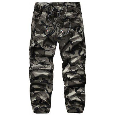 Купить Мужские Брюки С Принтом Камуляжа, Men Jogger Pants, Casual Jogger Pants, Joggers Pants, Jogging Pants, Camo Pants, Mens Fashion Pants, хлопок