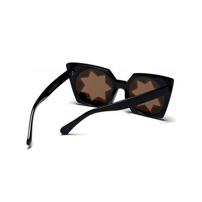 Star Geometric Frame Fancy Reflective Mirrored SunglassesStylish Sunglasses<br>Star Geometric Frame Fancy Reflective Mirrored Sunglasses<br><br>Frame Color: Multicolor<br>Frame Length: 15.1CM<br>Frame material: Other<br>Gender: For Women<br>Group: Adult<br>Lens height: 5.8CM<br>Lens material: Resin<br>Lens width: 6.6CM<br>Nose: 2.0CM<br>Package Contents: 1 x Sunglasses<br>Style: Fashion<br>Temple Length: 14.1CM<br>Weight: 0.1200kg