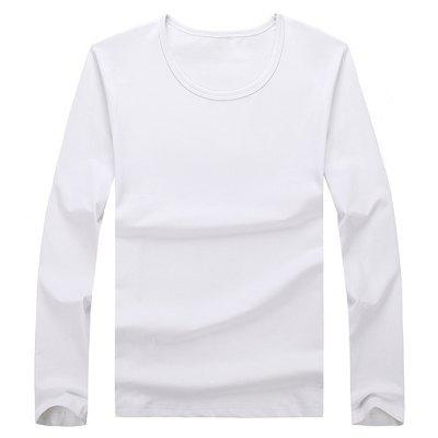 Long Sleeve Basic Tee