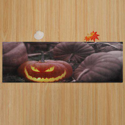 Halloween Pumpkin Pattern Water Absorption Area RugHalloween Supplies<br>Halloween Pumpkin Pattern Water Absorption Area Rug<br><br>Materials: Coral FLeece<br>Package Contents: 1 x Rug<br>Pattern: Plant<br>Products Type: Bath rugs<br>Shape: Rectangle<br>Style: Festival