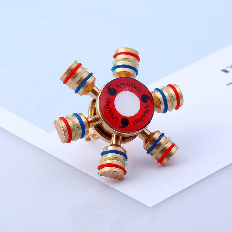Fidget Spinner Adjustable Ring