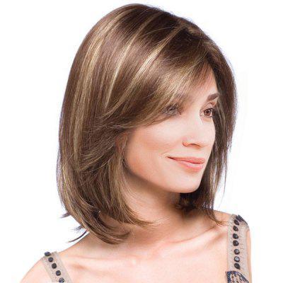 Short Side Part Highlight Colormix Straight Bob Synthetic WigSynthetic Wigs<br>Short Side Part Highlight Colormix Straight Bob Synthetic Wig<br><br>Bang Type: Side<br>Cap Construction: Capless<br>Length: Short<br>Length Size(CM): 36<br>Material: Synthetic Hair<br>Package Contents: 1 x Wig<br>Style: Straight<br>Type: Full Wigs<br>Weight: 0.1800kg