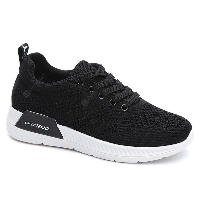 Breathable Low-top Mesh Sneakers