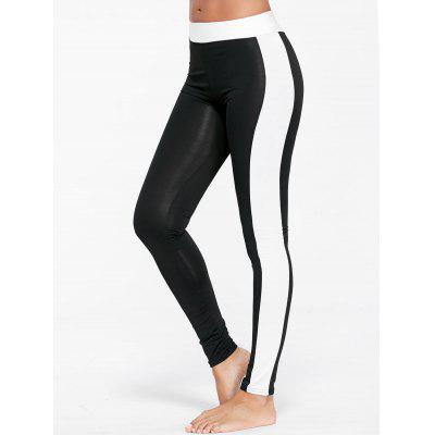Two Tone Sports Tights
