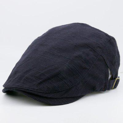 Nostalgic Pinstriped Flat HatMens Hats<br>Nostalgic Pinstriped Flat Hat<br><br>Gender: Unisex<br>Group: Adult<br>Hat Type: Newsboy Caps<br>Material: Polyester<br>Package Contents: 1 x Hat<br>Pattern Type: Striped<br>Style: Vintage<br>Weight: 0.1000kg