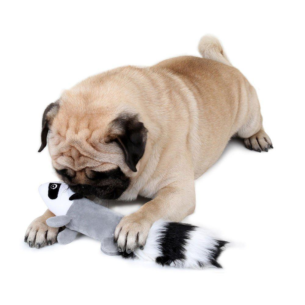 Plush Big Tail Animal Toy for Dog