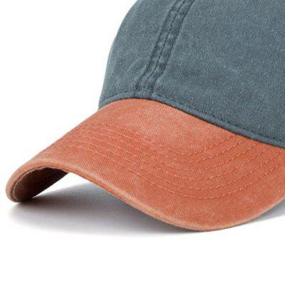 Nostalgic Color Blocking Baseball HatMens Hats<br>Nostalgic Color Blocking Baseball Hat<br><br>Gender: Unisex<br>Group: Adult<br>Hat Type: Baseball Caps<br>Material: Polyester<br>Package Contents: 1 x Hat<br>Pattern Type: Others<br>Style: Fashion<br>Weight: 0.1000kg