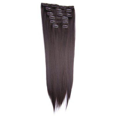 Long Straight Clip In Hair Extension