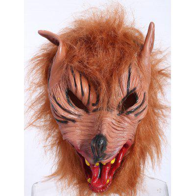 Scary Halloween Wolf Head MaskHalloween Supplies<br>Scary Halloween Wolf Head Mask<br><br>Event &amp; Party Item Type: Party Decoration<br>Material: Vinyl<br>Occasion: Halloween<br>Package Contents: 1 x Mask<br>Shape/Pattern: Animal