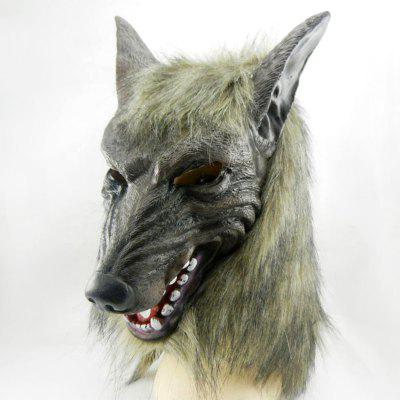 Halloween Party Cosplay Wolf Head Mask