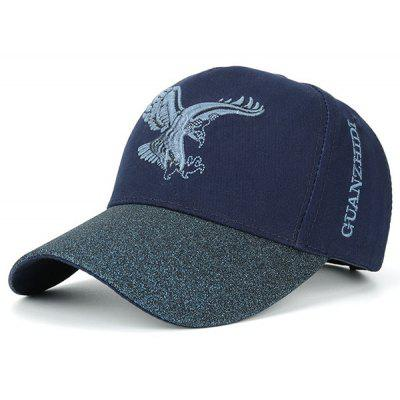 Eagle Letters Embroidery Baseball Hat