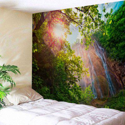 Sunlight Canyon Print Wall Hanging Tapestry