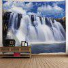 Buy Waterfall Landscape Bedroom Wall Tapestry COLORMIX