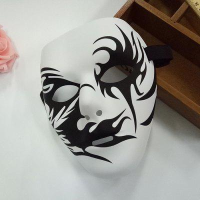 Halloween Party Cosplay Hand-painted Devil MaskNovelty Toys<br>Halloween Party Cosplay Hand-painted Devil Mask<br><br>Event &amp; Party Item Type: Other<br>Material: PVC<br>Occasion: Halloween, Party<br>Package Contents: 1 x Mask<br>Shape/Pattern: Face,Hand-painted