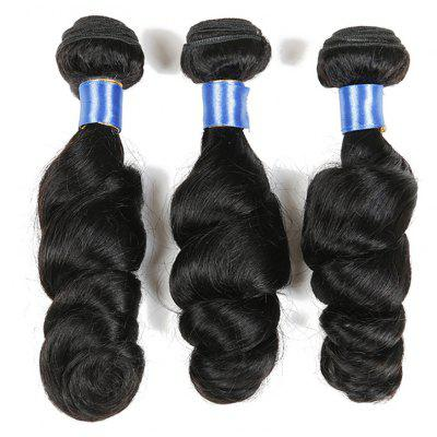 1Pc Long She Loose Wave Indian Human Hair Weave
