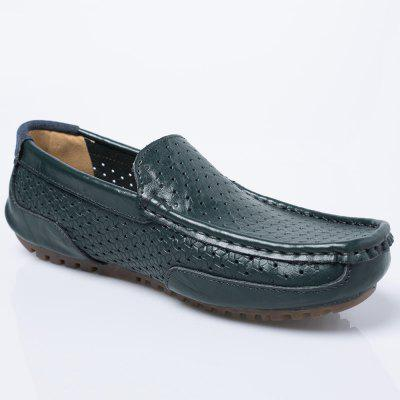 Hollow Out Slip On Casual Shoes