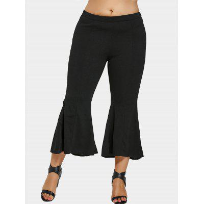 Plus Size Bell Sleeve Pants