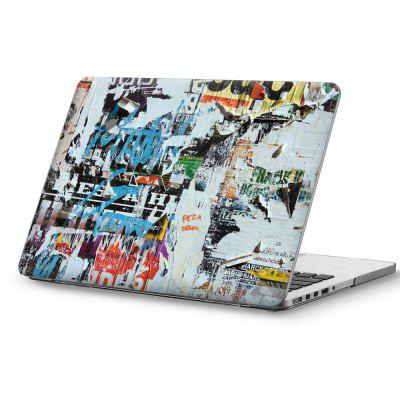 Graffiti Wall Pattern Protective Case for MacBook