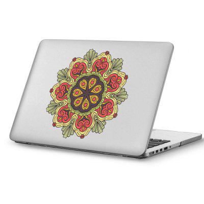 Retro Graphic Pattern Protective Case for MacBook