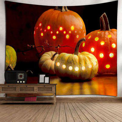 Wall Hanging Halloween Jack O Lantern TapestryTapestries<br>Wall Hanging Halloween Jack O Lantern Tapestry<br><br>Feature: Removable, Washable<br>Material: Nylon, Polyester<br>Package Contents: 1 x Tapestry<br>Shape/Pattern: Pumpkin<br>Style: Festival<br>Theme: Halloween<br>Weight: 0.2950kg