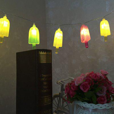 10 LED Ice-lolly String Lights