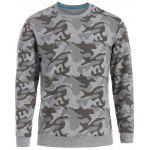 Sweat-shirt Camouflage - GRIS