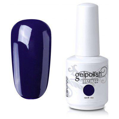 Soak Off Gel Polish Lacquer UV LED Elite99 Nail Art 15ML