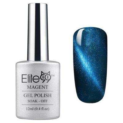 3D Magnetic Cat Eye Gel Polish Soak Off Elite99 Nail Art