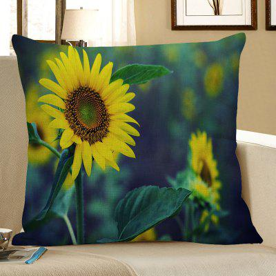 Sunflower Printed Decorative Pillow Case 40405 Free Shipping Stunning Sunflower Decorative Pillows