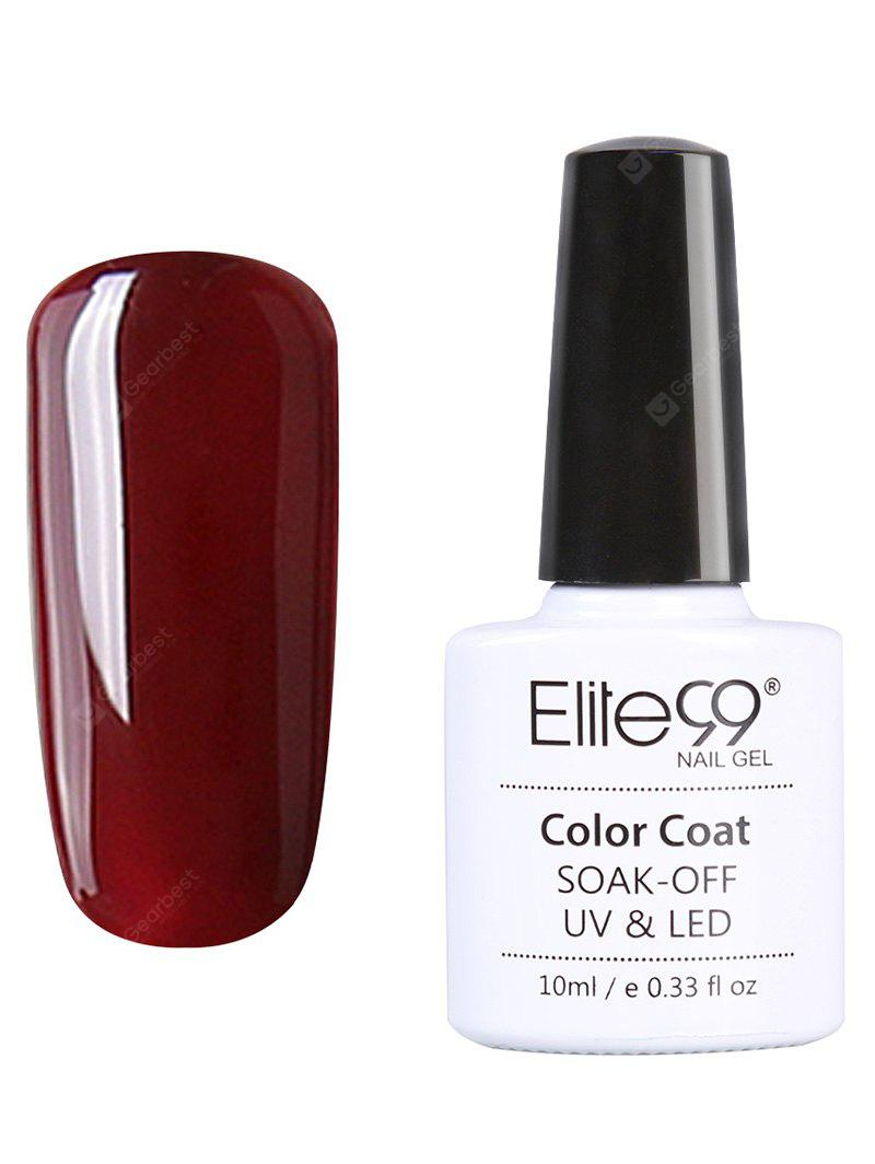Buy Soak Red Series Gel Polish UV LED Elite99 Nail Art 10ml #11