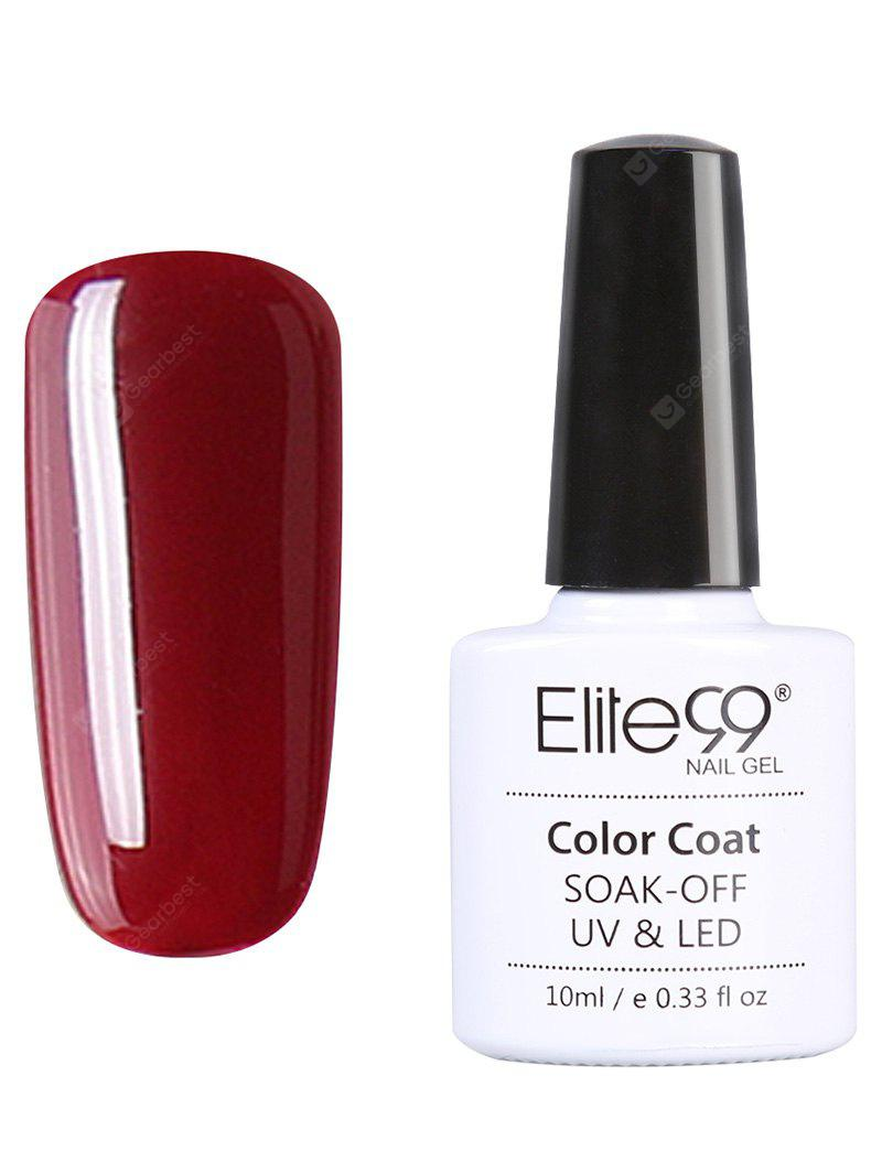 Buy Soak Red Series Gel Polish UV LED Elite99 Nail Art 10ml #07