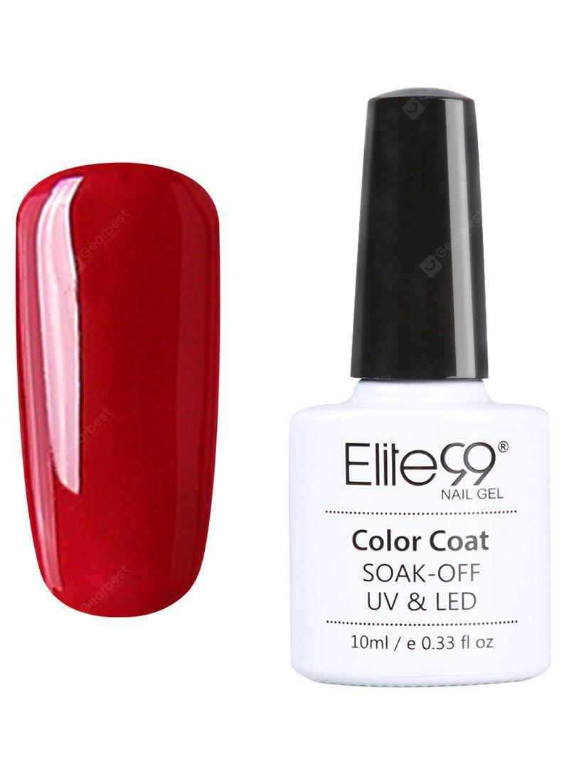 Buy Soak Red Series Gel Polish UV LED Elite99 Nail Art 10ml #10