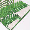Buy Plant Dining Decor Heat Insulated Placemat GREEN
