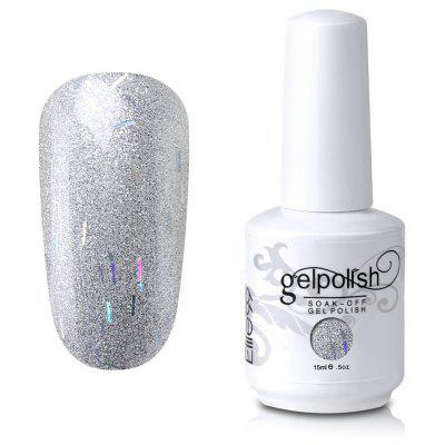 Soak-Off UV LED Gel Polish Elite99 Glitter Nail Art
