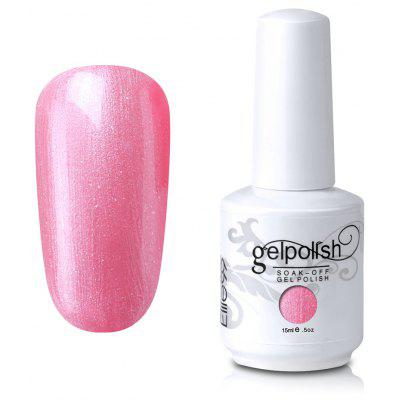 Elite99 Soak-Off UV LED 15ml Gel Polish Nail Art Glitter Clear