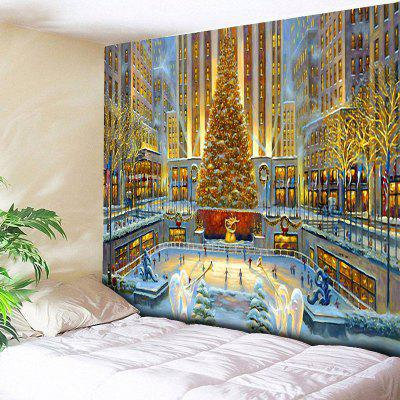 Wall Decor Christmas Graphic Bedroom Tapestry